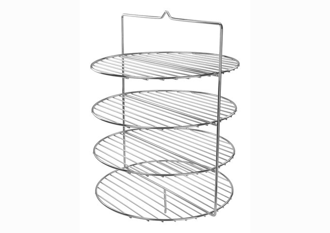 Winco EDM-P58 Pizza Rack for EDM-2 Display Merchandiser