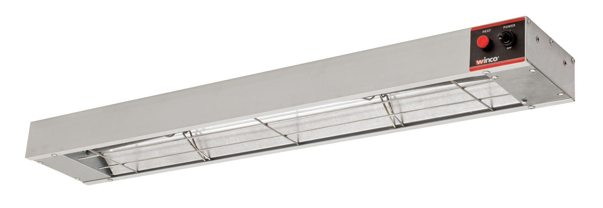 "Winco ESH-36 36"" Electric Infrared Strip Heater"