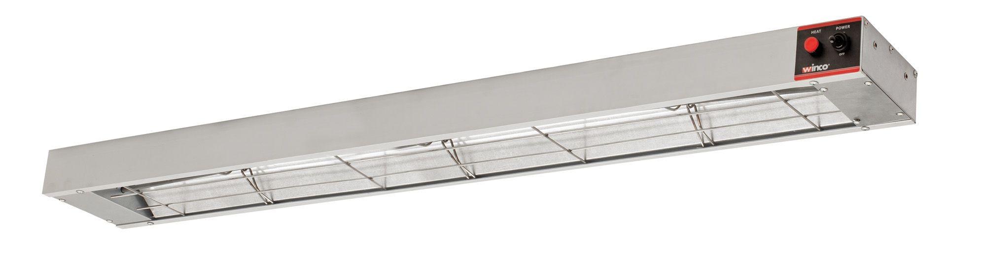 "Winco ESH-48 48"" Electric Infrared Strip Heater"