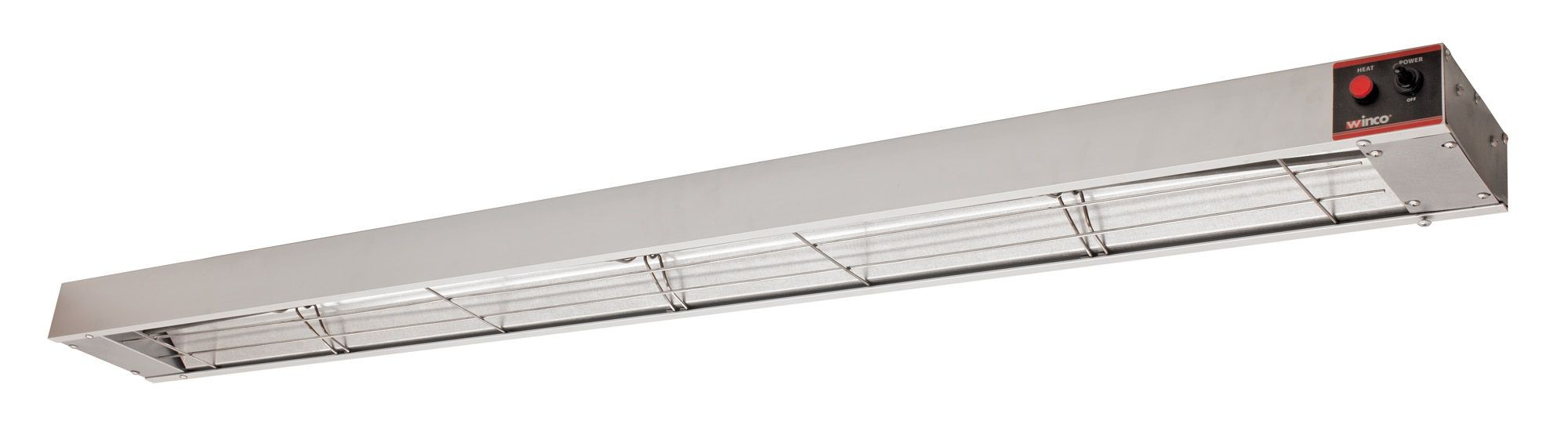 "Winco ESH-60 60"" Electric Infrared Strip Heater"