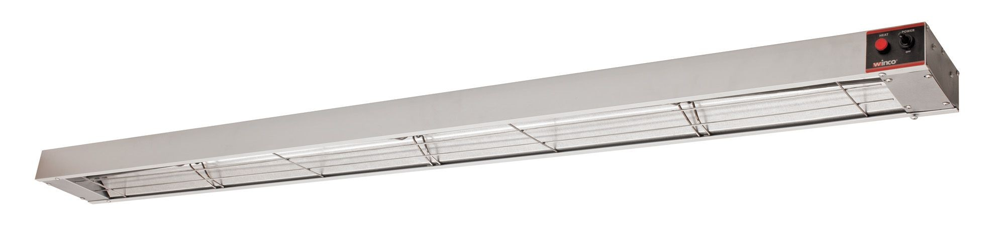 "Winco ESH-72 72"" Electric Infrared Strip Heater"