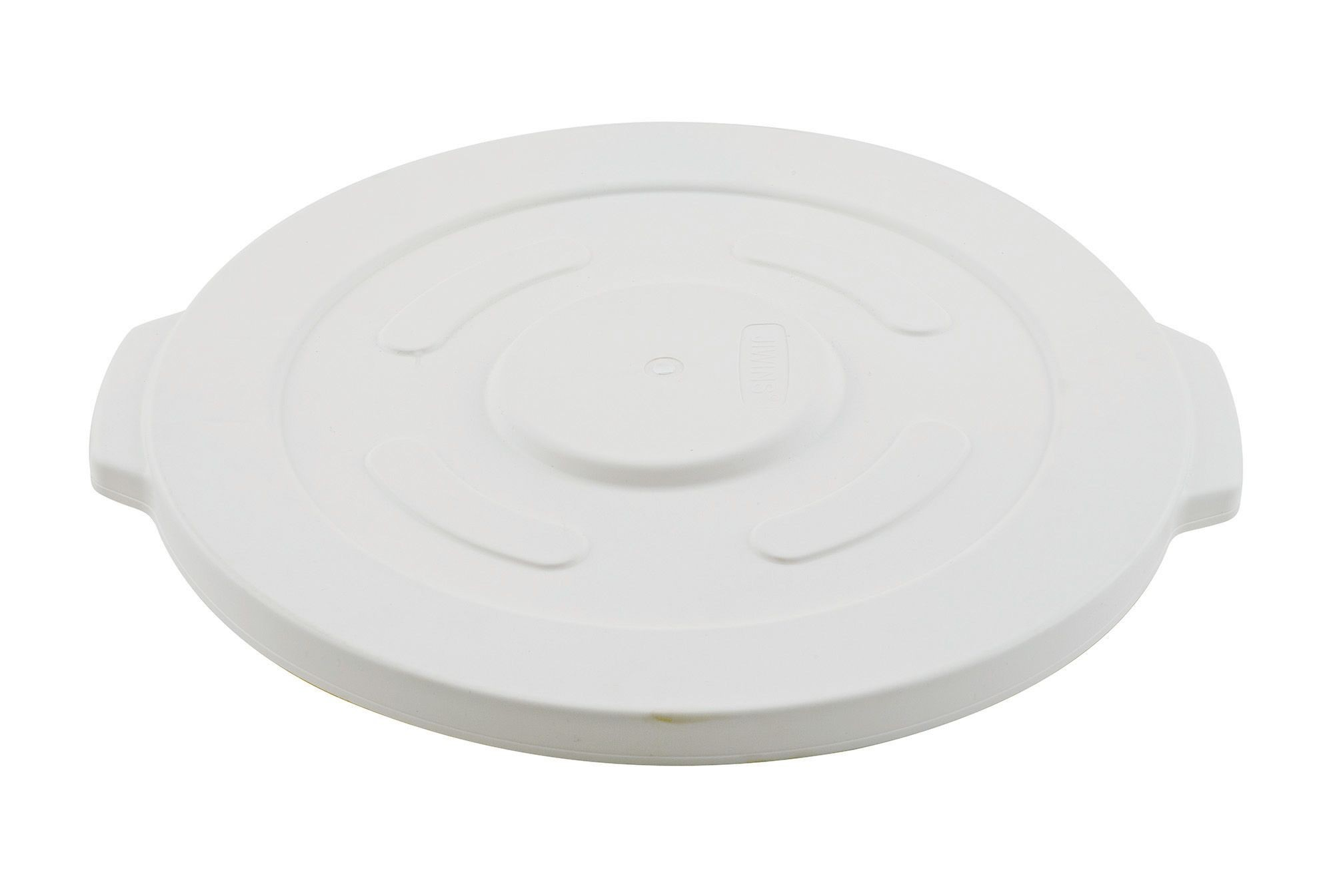 Winco FCW-20L Lid for White 20 Gallon Polypropylene Container