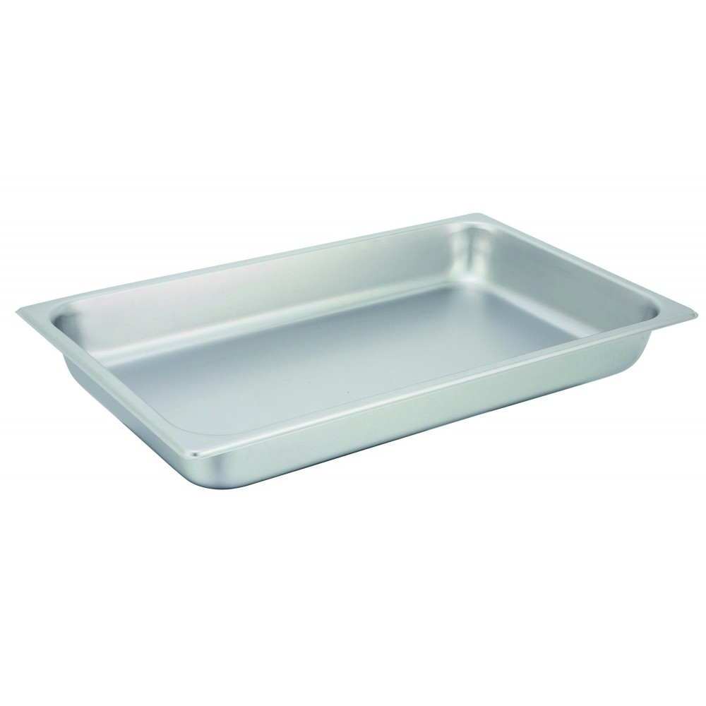 "Winco SPF2 Full Size Steam Table Pan 2-1/2"" Deep"