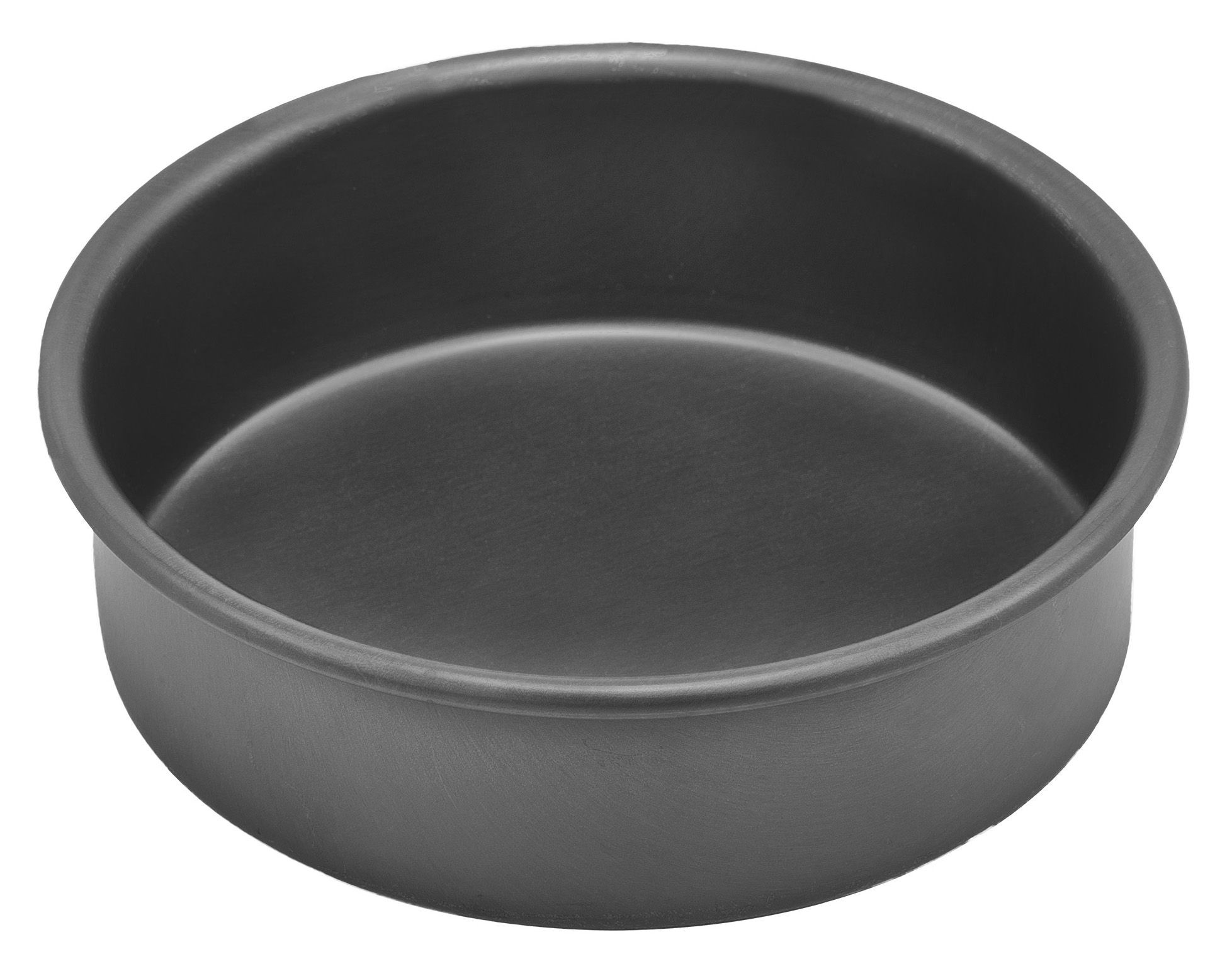 """Winco HAC-062 Deluxe Hard Anodized Aluminum 6"""" x 2"""" Round Cake Pan"""