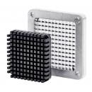 "Winco HCD-250BK 1/4"" Kattex Replacement Blade & Block for HCD-Quick Slice Chopper / Dicer"