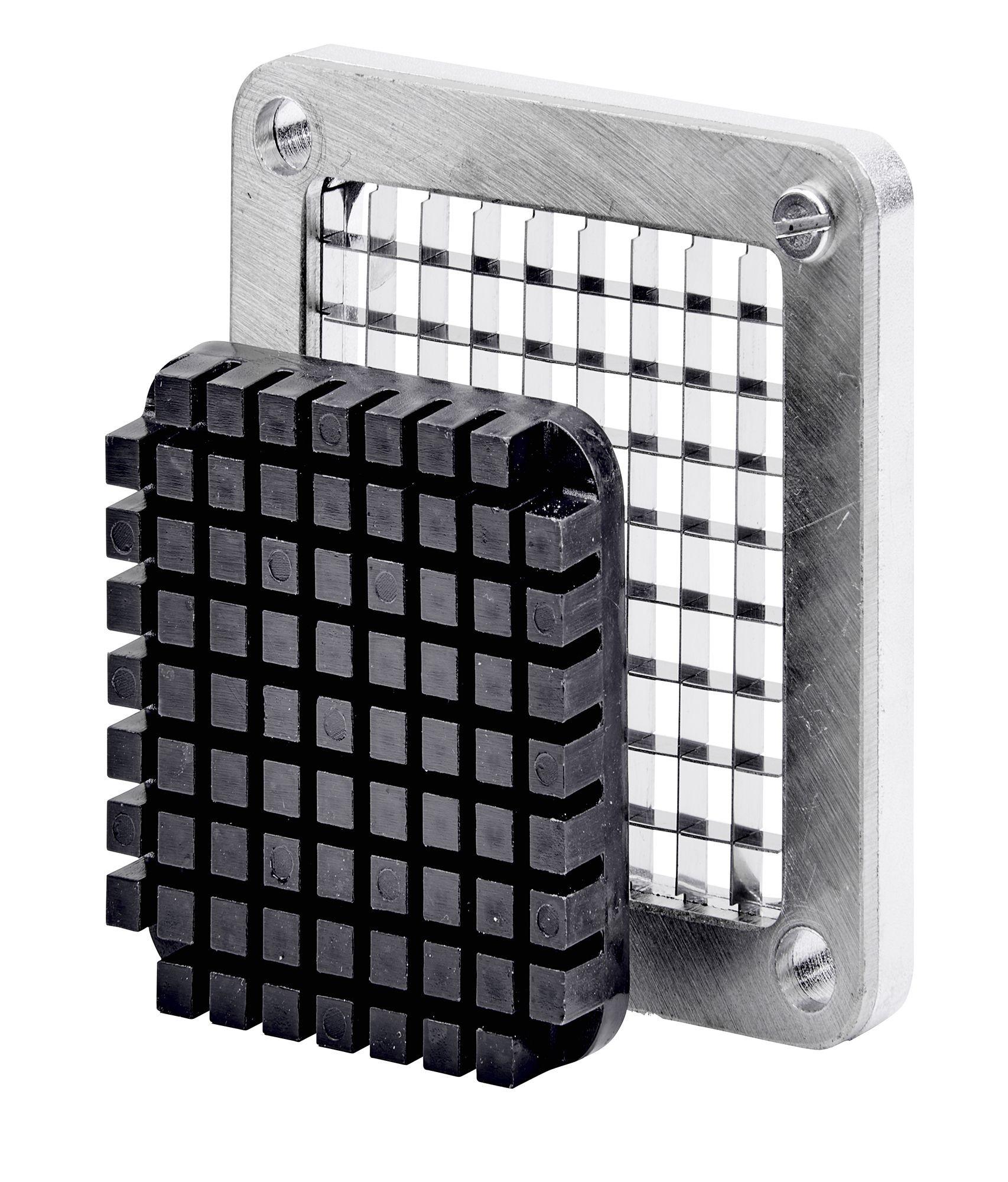 "Winco HCD-375BK 3/8"" Kattex Replacement Blade & Block for HCD- Quick Slice Chopper / Dicer"