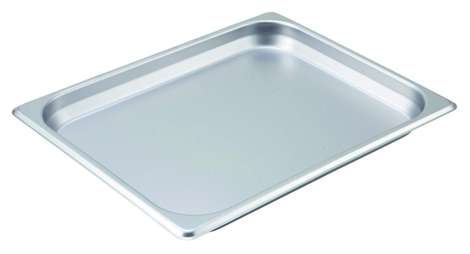 "Winco SPH1 Half Size Steam Table Pan 1-1/4"" Deep"