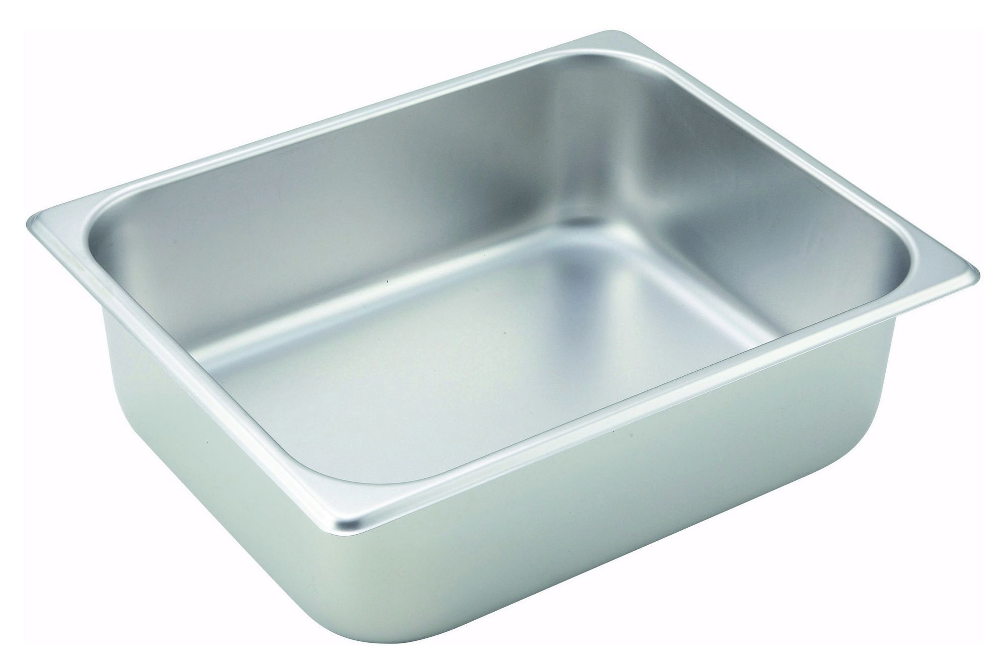 "Winco SPH4 Half Size Steam Table Pan 4"" Deep"