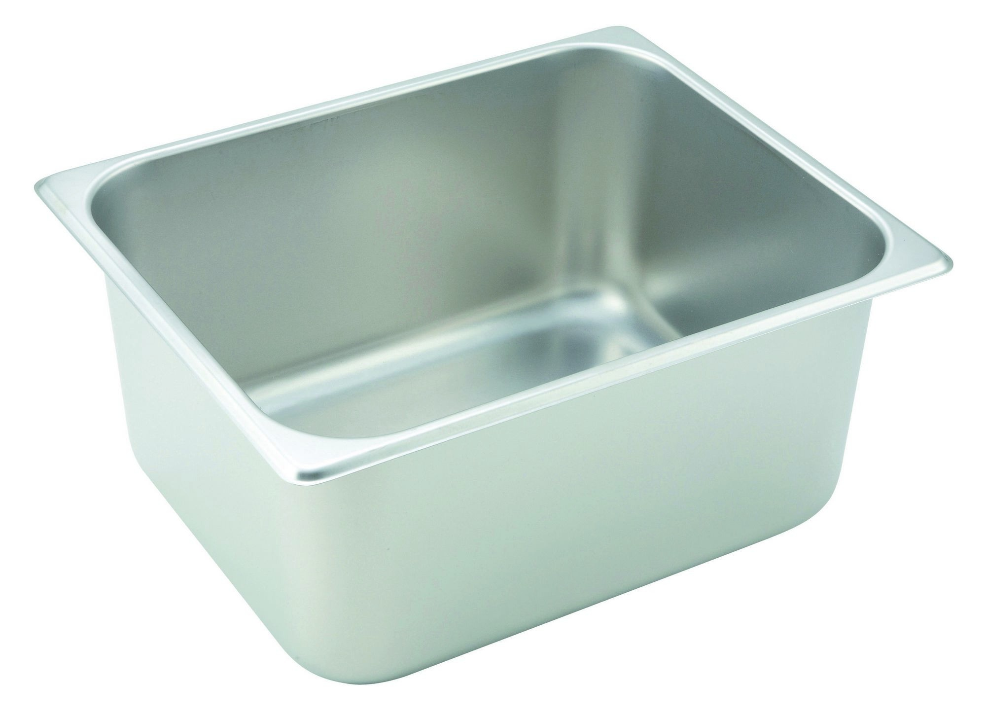 Winco Half Size Steam Table Pan (25 Gauge, 6
