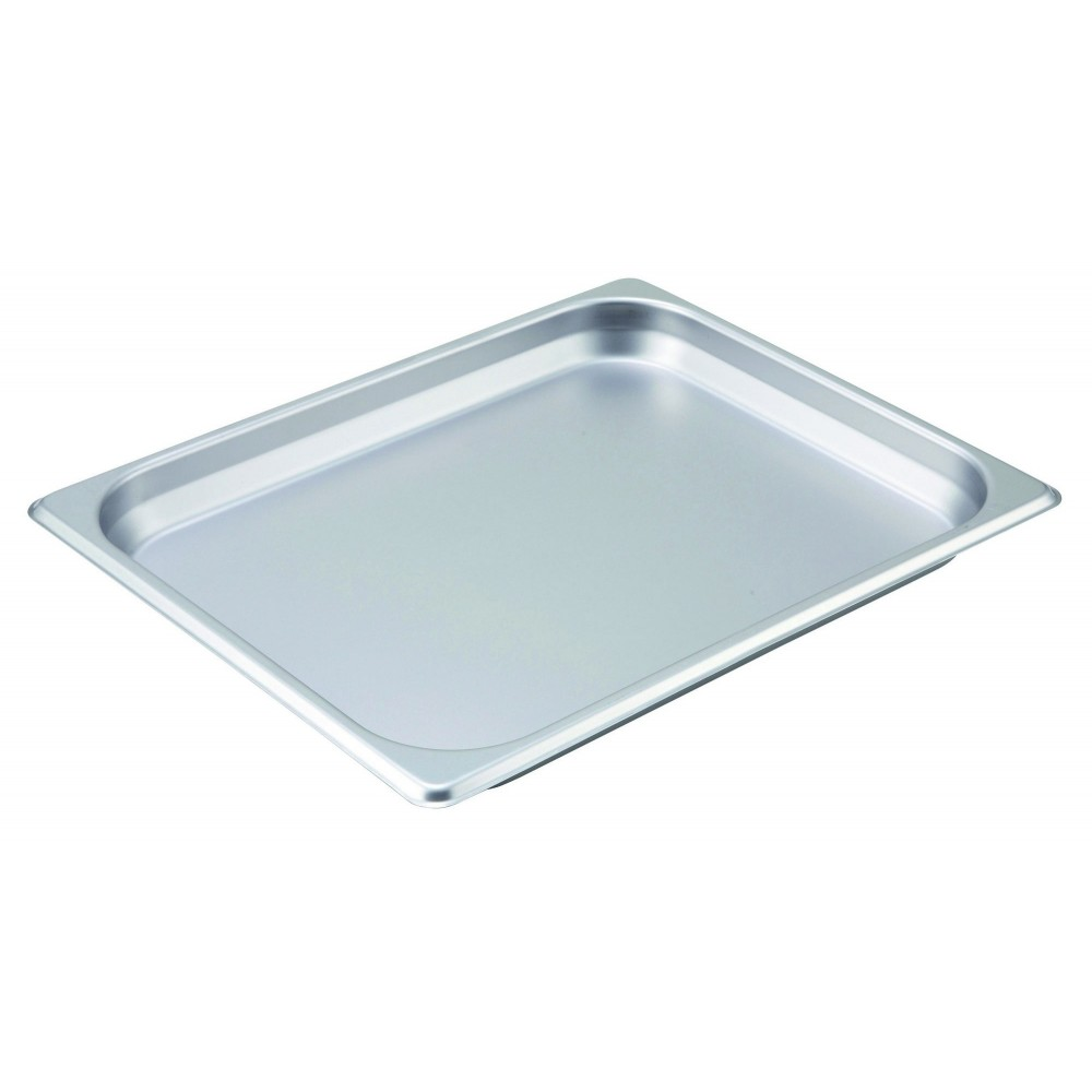 "Winco SPH1 Half Size Steam Table Pan 1-1/4"" Deep"