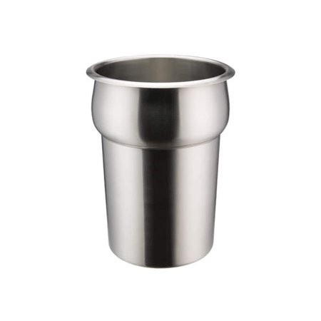 Winco INSN-2.5 Prime Stainless Steel 2.5 Qt. Inset