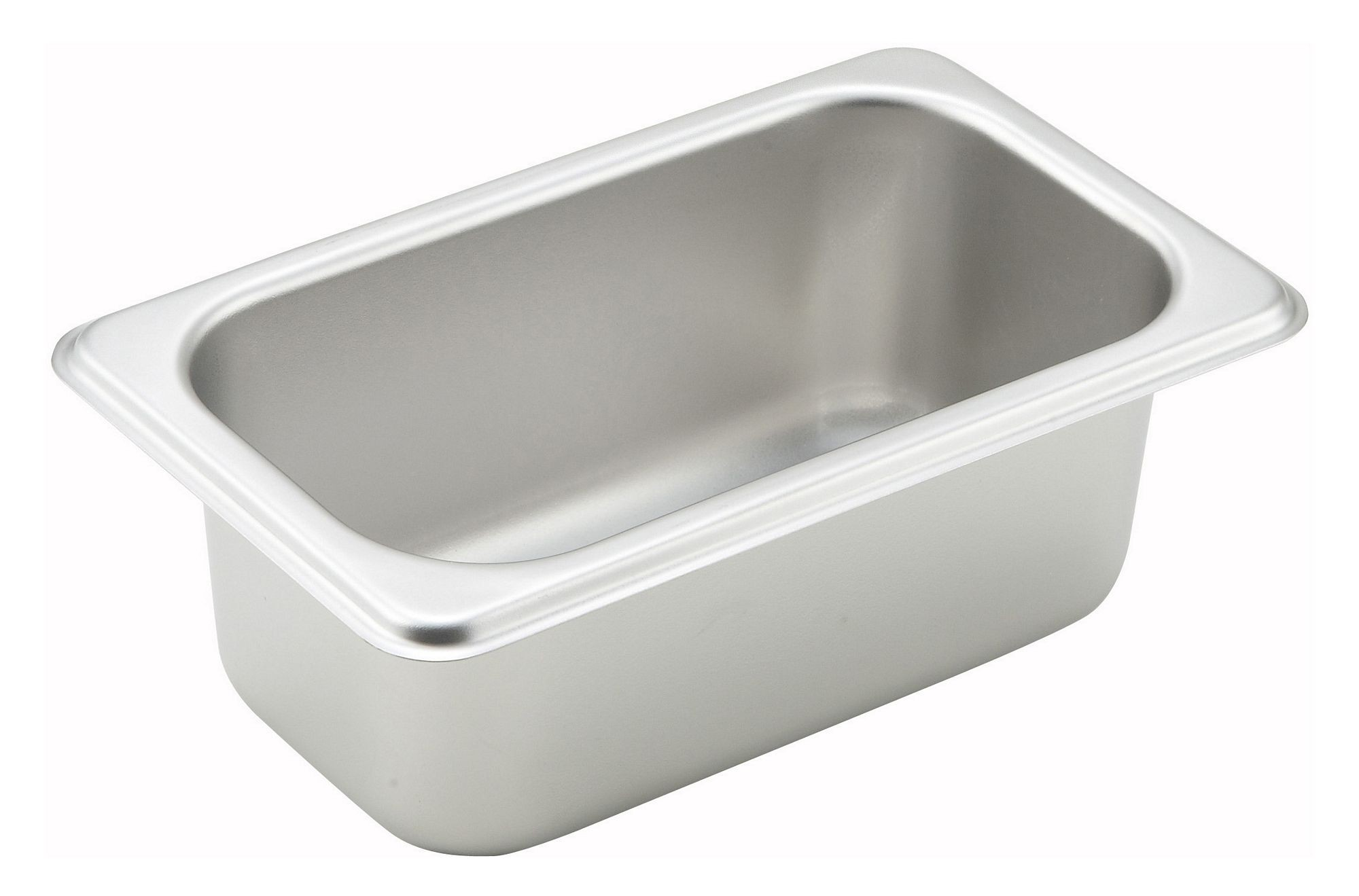 Winco Ninth Size Steam Table Pan (25 Gauge, 2.5