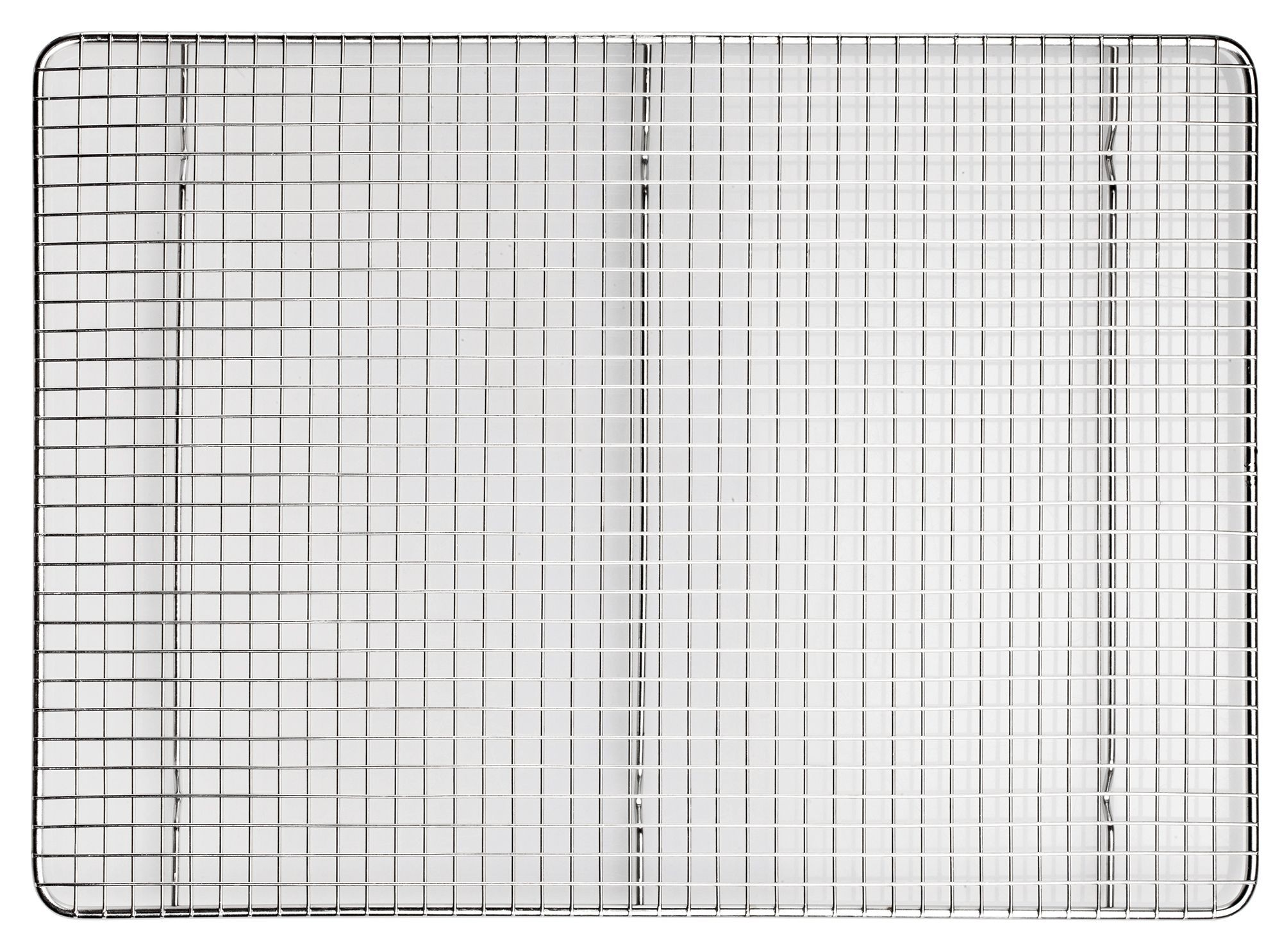 "Winco PGWS-1216 12"" x 16-1/2"" Wire Pan Grate"
