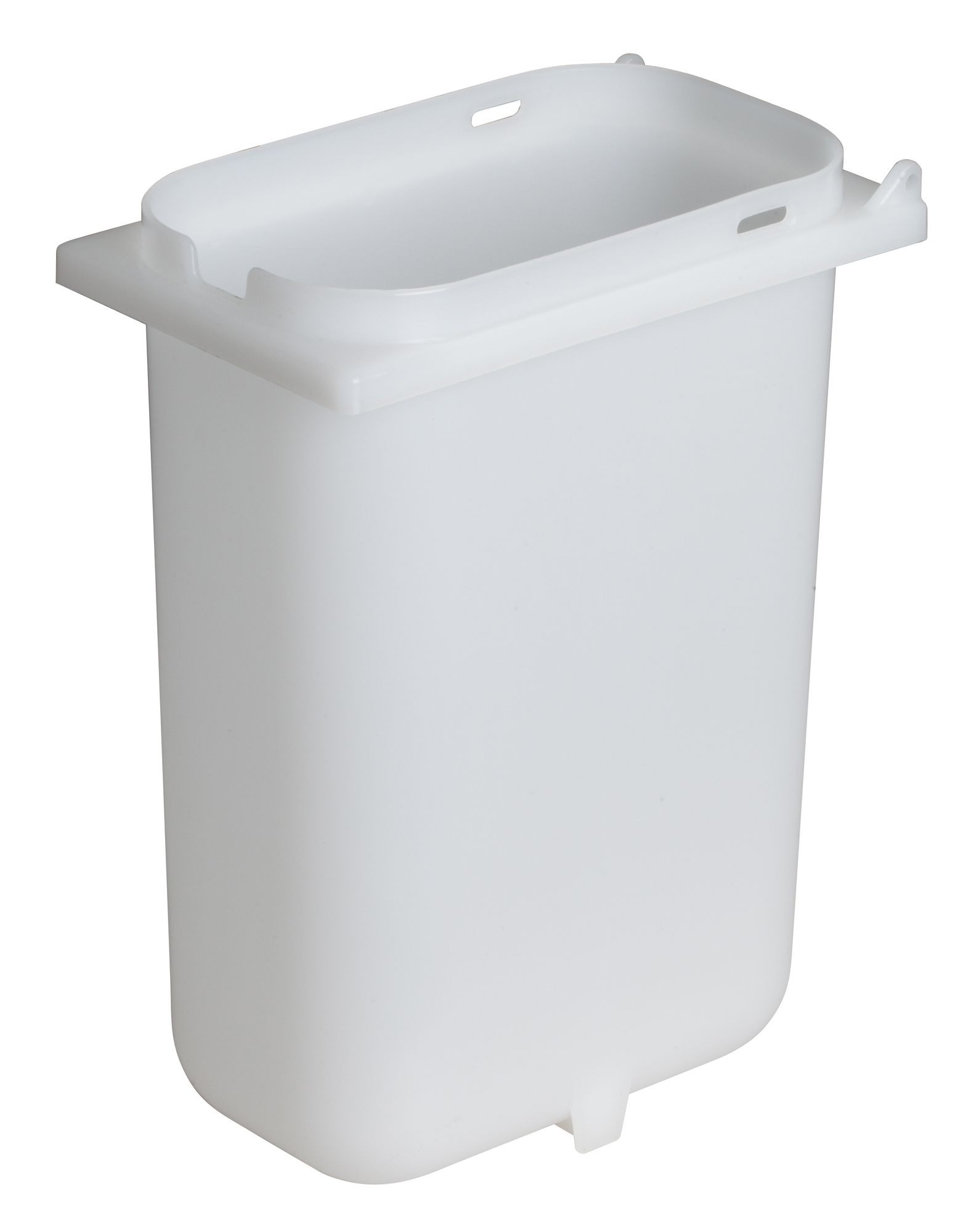 Winco PKTS-PT02 Replacement Plastic Jar for Condiment Dispenser