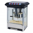 Winco POP-8B Show Time Electric Countertop Popcorn Machine, Black 120V, 1130W