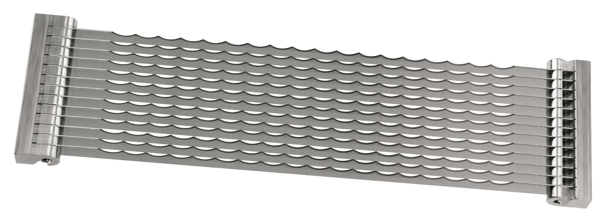 """Winco TTS-188S-B Kattex Replacement 3/16"""" Serrated Tomato Slicer Blade Assembly for TTS-2, TTS-3, TTS-188, and TTS-250"""