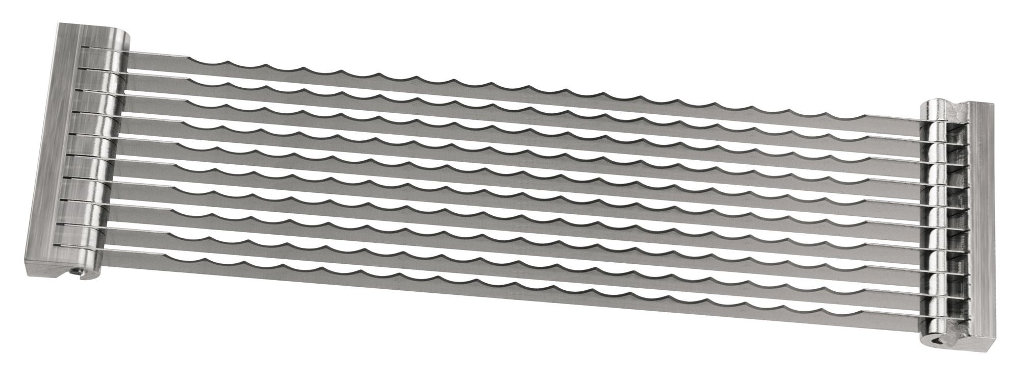 "Winco TTS-250S-B Kattex Replacement 1/4"" Serrated Blade Assembly for TTS-2, TTS-3, TTS-188, and TTS-250"