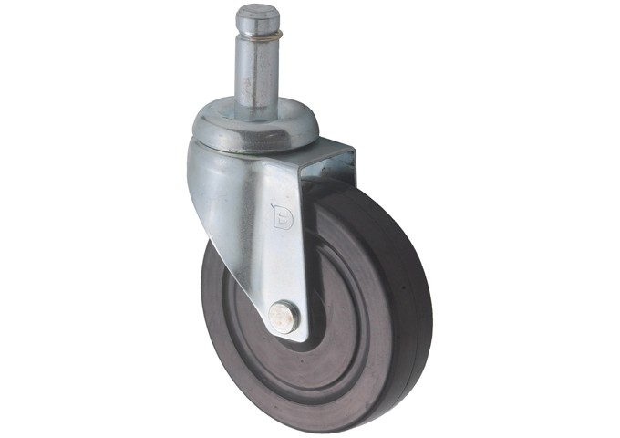 """Winco VC-CT Casters for Wire Shelving 5"""""""