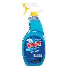Windex Glass Cleaners 32 Oz. Trigger Sprayer, Ready To Use