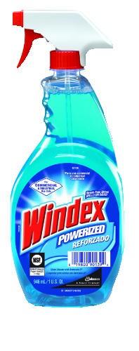 Windex Glass Cleaners 32 oz. Trigger Sprayer,