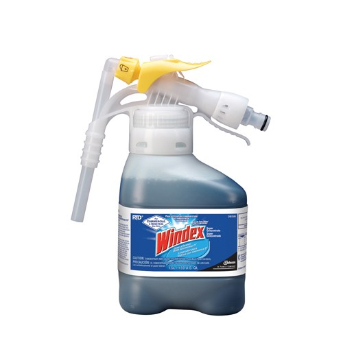 Windex� Super Concentrate Glass Cleaner � with Ammonia D�