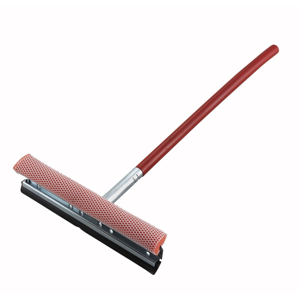 Window Squeegee And Sponge - 12