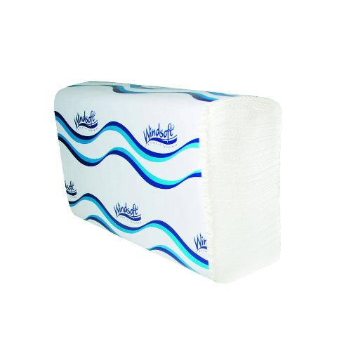 Windsoft C-Fold Paper Towel 13.25 X 10.25 1-Ply, White