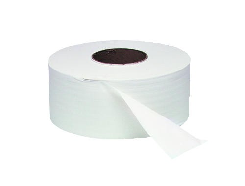 Windsoft Jumbo Toliet Tissue Roll, 8.9