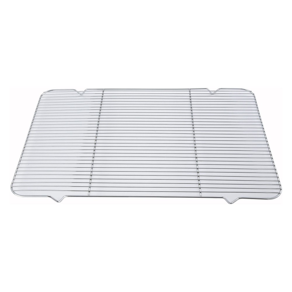 "Winco icr-1725 Icing/Cooling Rack with Built-In Feet 16-1/2"" x 25"""