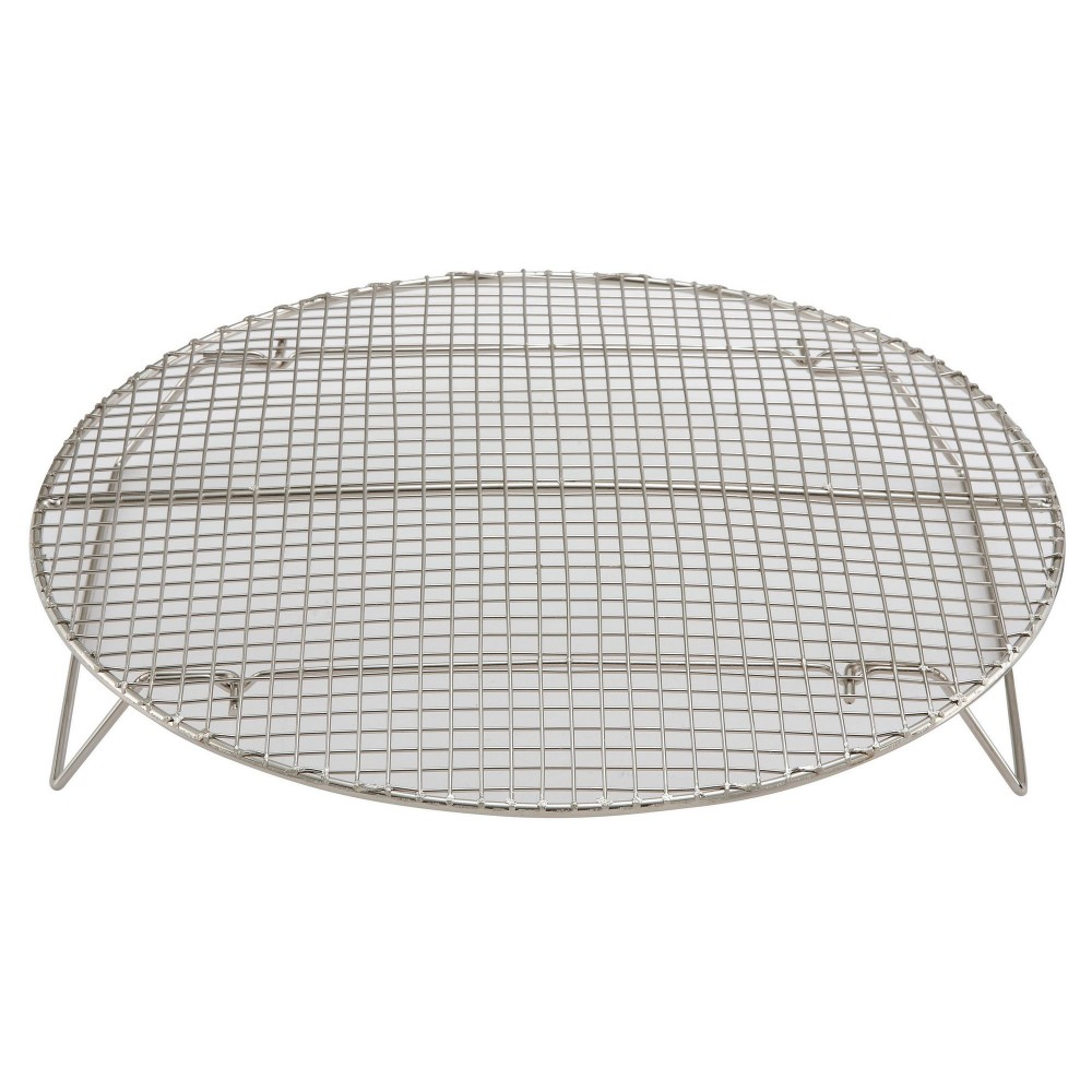 Winco STR-15 Round Wire Steamer Rack 14-3/4""