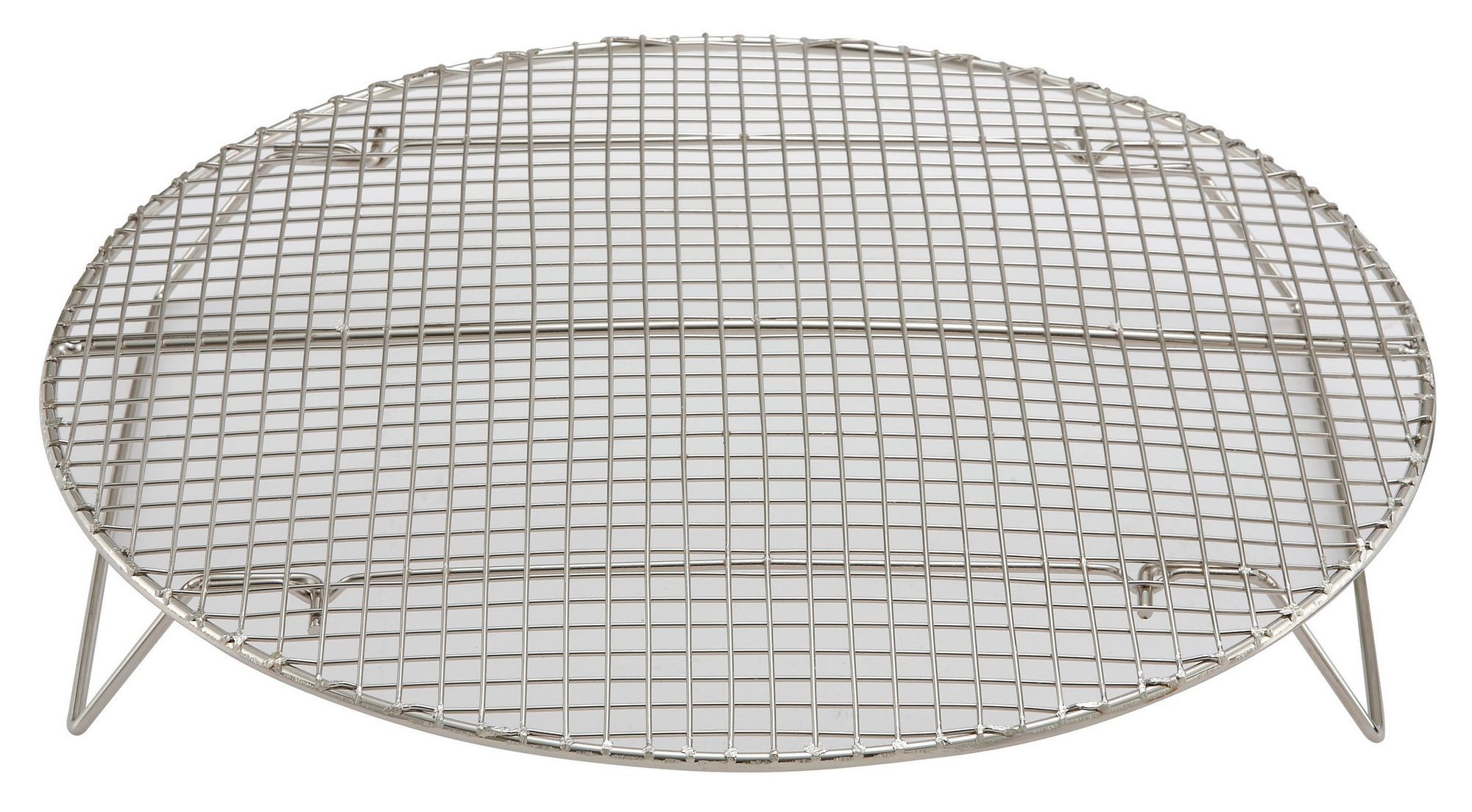 Wire Round Steamer Rack - 17-3/4 Dia.
