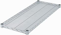 "Winco VC-1448 Chrome-Plated Wire Shelf 14"" x 48"""