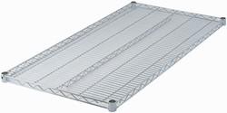 "Winco vc-2472 Chrome-Plated Wire Shelf 24"" x 72"""