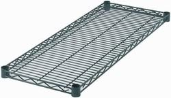"""Winco VEX-1460 Epoxy-Coated Wire Shelf 14"""" x 60"""""""