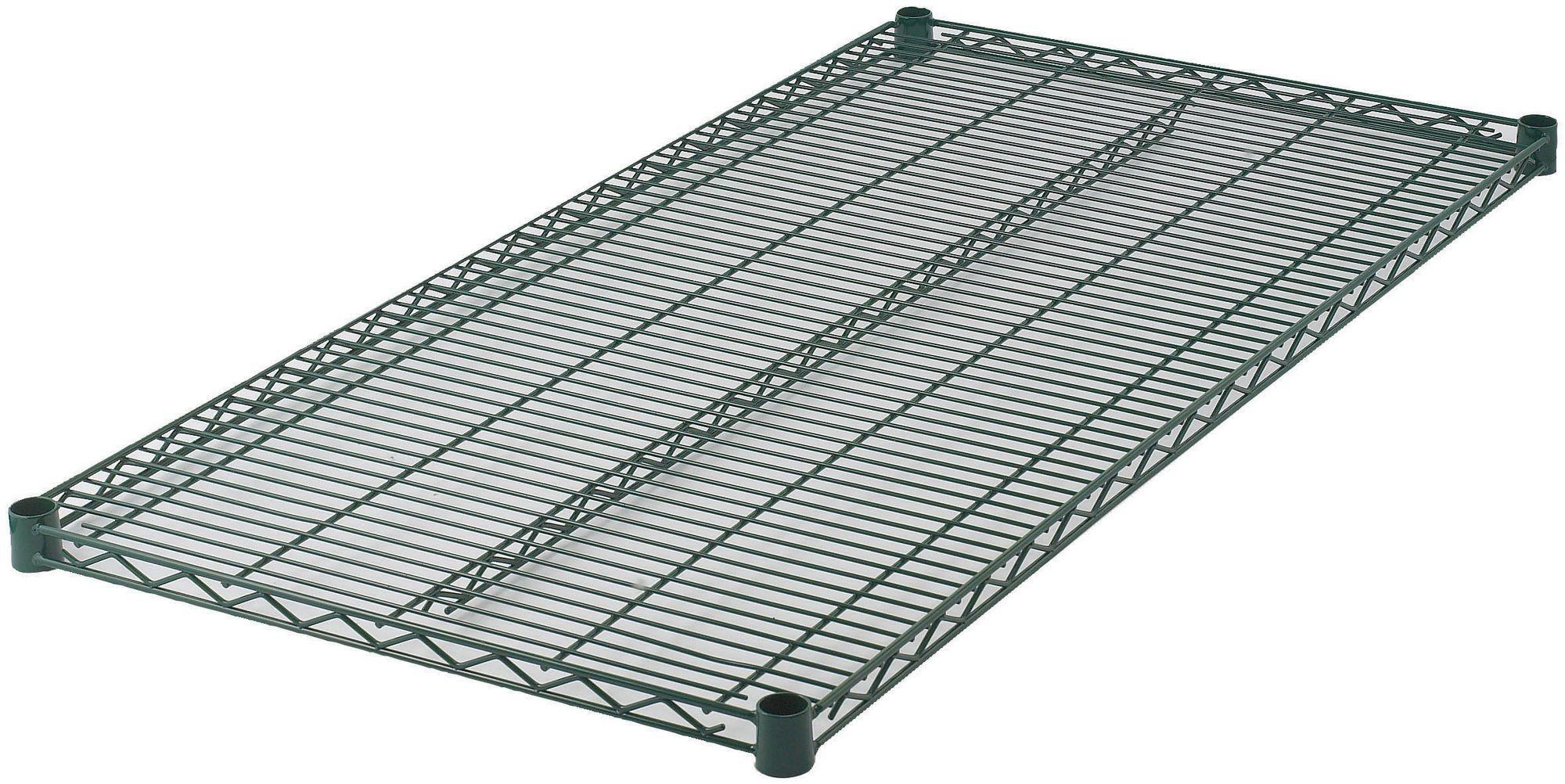 """Winco vex-2160 Epoxy-Coated Wire Shelf 21"""" x 60"""""""