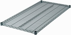 "Winco VEX-2436 Epoxy-Coated Wire Shelf 24"" x 36"""
