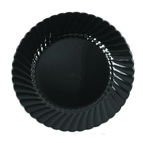Wna Comet Black Classicware Hard Plastic 7.5