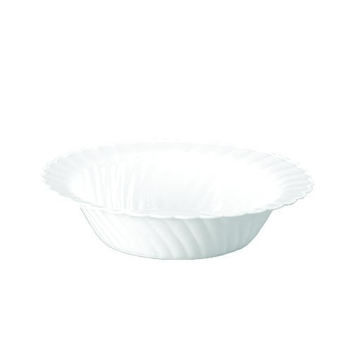 Wna Comet White Classicware Hard Plastic 10 oz Bowls (Box of 180)