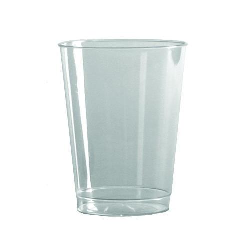 Wna Inc. 12 oz Clear Plastic Tall Tumbler (Box of 500)