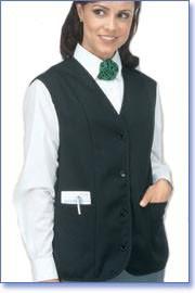 Henry Segal 3637 Women's Longer Unlined Tunic Vest
