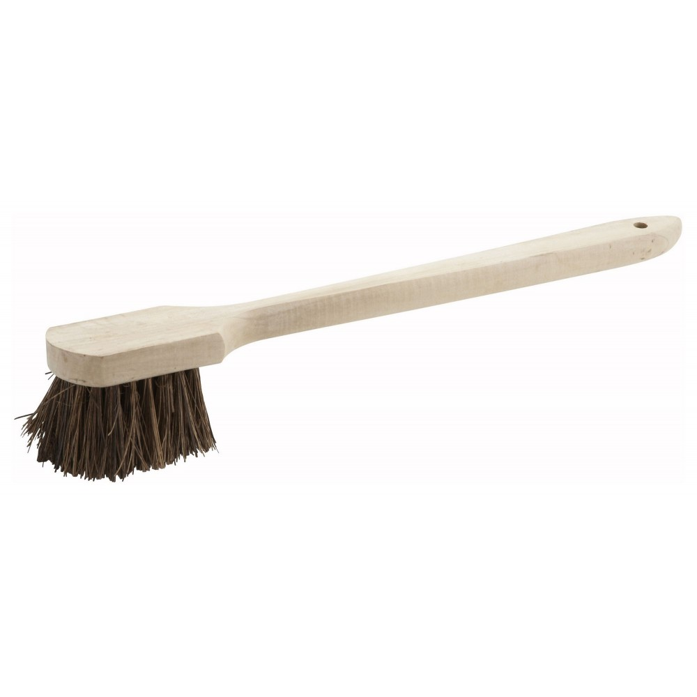 Winco brp-20 Pot Brush with Wood Handle 20""