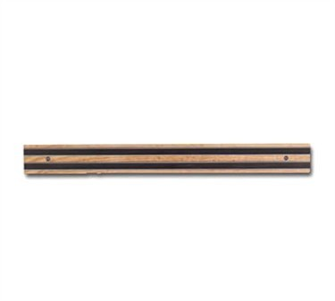 Wooden Base Magnetic Bar Holder - 24