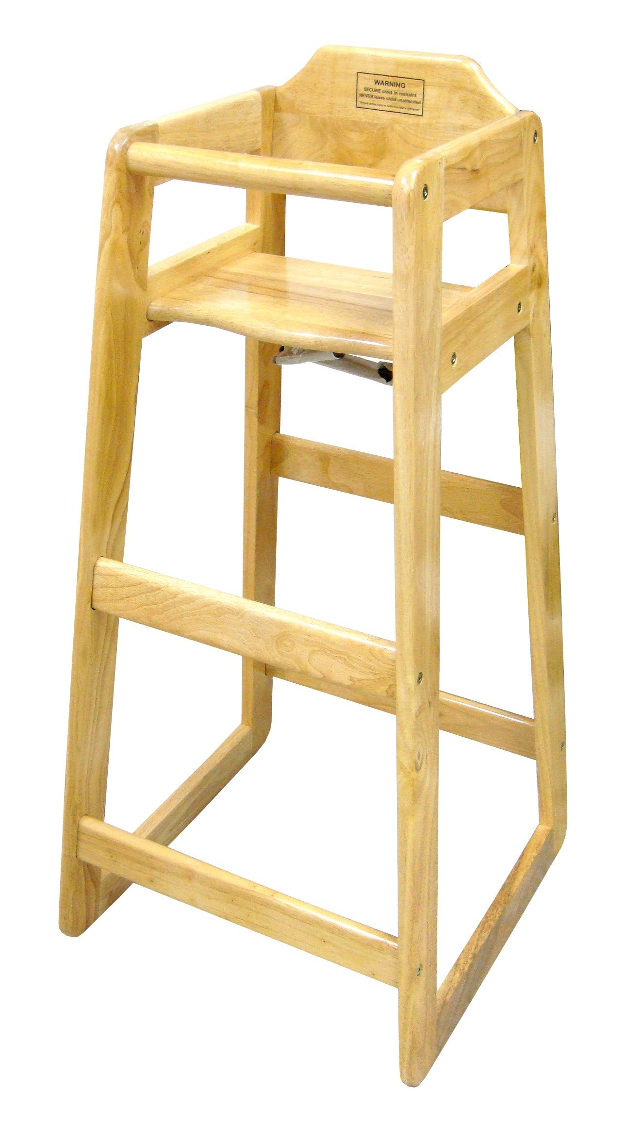 Wooden Pub High Chair