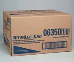 Wypall Foodservc Premiumwhite/Blue Strip 2/75