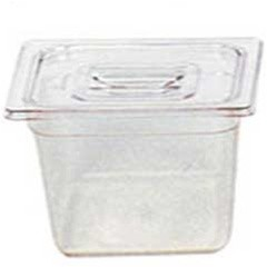 X-Tra Cld Food Pan-1/4 Size 6/Cs