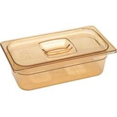 X-Tra Hot Food Pan-1/4Size 6/Cs