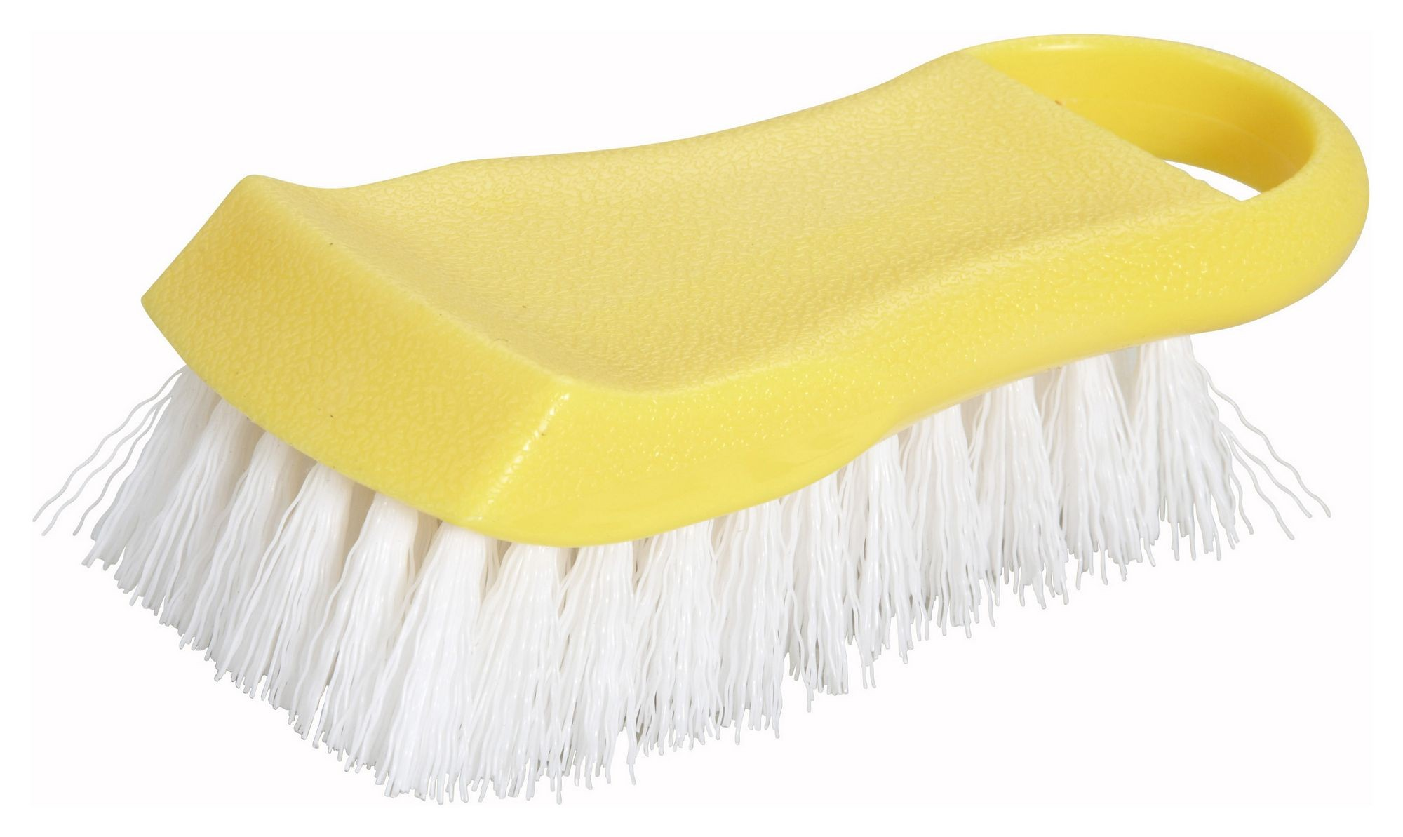 Winco CBR-YL Yellow Cutting Board Brush