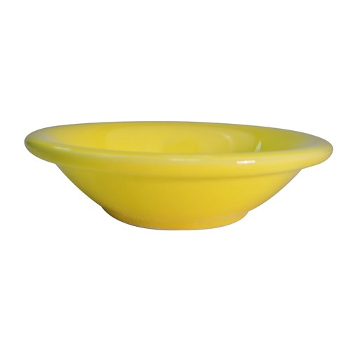 Yellow Fruit Bowl 4.75oz., 4 3/4