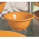 Thunder Group CR5510YW Yellow Melamine 10 oz. Soup Bowl 5-3/8""