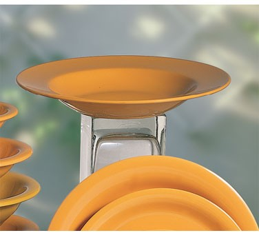 Thunder Group CR5811YW Yellow Melamine 16 oz. Pasta Bowl